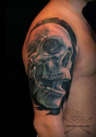 Tatuaże Bark Wzory I Galeria Tatuaży