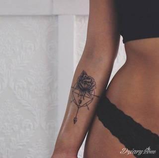 Czy może ktoś mi powiedzieć co to za tatuaż co na nim jest i co on oznacza?