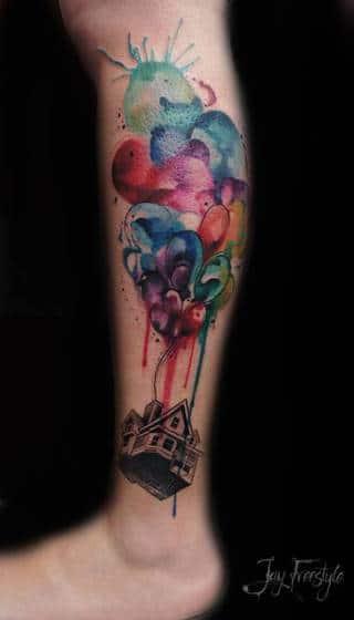 Tatuaże Dom Wzory I Galeria Tatuaży