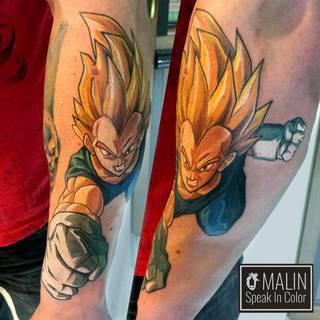 Tatuaże Malin Wzory I Galeria Tatuaży