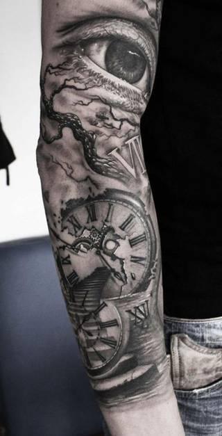 Tatuaże Krajobraz Wzory I Galeria Tatuaży