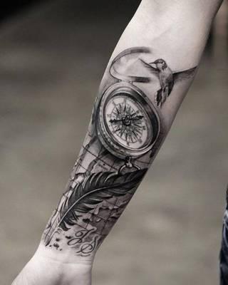 Hej :)  Ile może kosztować tatuaż ze zdjęcia ?