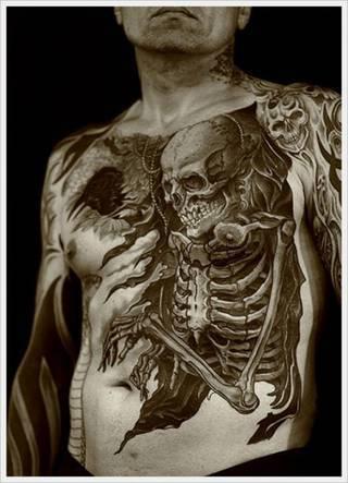 Jeden z najlepszych tatuaży jakie widziałem