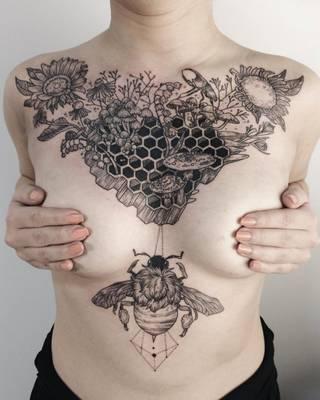 Jeśli ludzie roją się jak pszczoły, to życie jakie przynosimy do wszechświata i miód jaki wydajemy by go ulepszyć jest nieskazitelnie perfekcyjny.