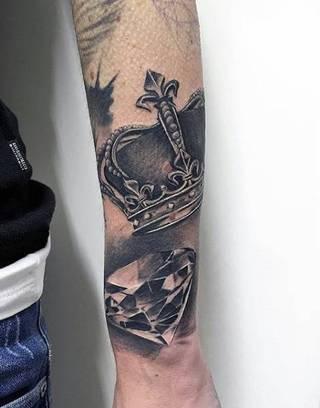 Tatuaże Przedramie Wzory I Galeria Tatuaży