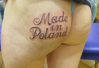 """Made in Poland"""