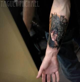 Tatuaże Indianski Wzory I Galeria Tatuaży