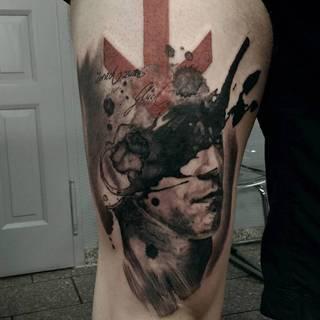 Tatuaże Mrok Wzory I Galeria Tatuaży