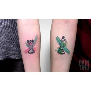 Niesamowite tatuaże w wykonaniu Pain Ting - Szymona Gdowicza, 32 latka mieszkającego w Krakowie #10