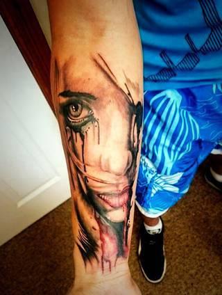 Pierwsze tattoo