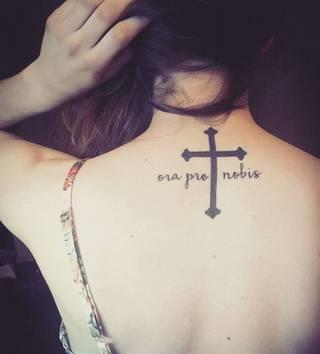 Tatuaże Napis Wzory I Galeria Tatuaży