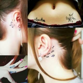 #tatoo #tatuaże #skromne #foreveryoung