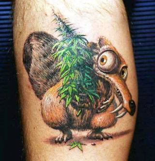 Tatuaż farmera