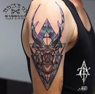 Tatuaże Ramie Wzory I Galeria Tatuaży Strona 3
