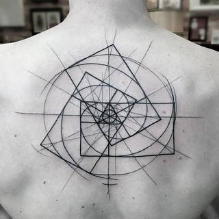W każdej materialnej rzeczy kryje się manifestacja tej samej formy matematycznej.
