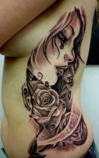 Tatuaże Zebra Wzory I Galeria Tatuaży