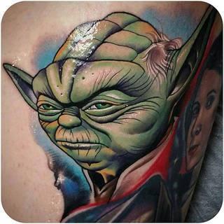 Yoda, szacunek!