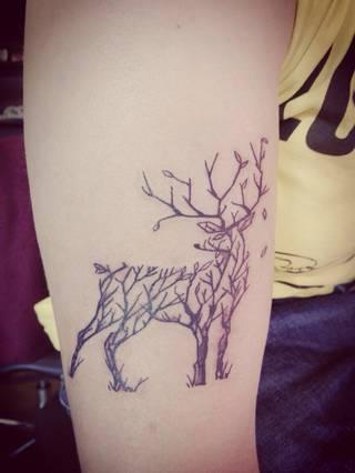 Tatuaże Galezie Wzory I Galeria Tatuaży