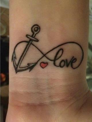 Zakotwiczenie w miłości..