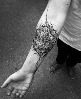 Tatuaże Gwiazda Wzory I Galeria Tatuaży