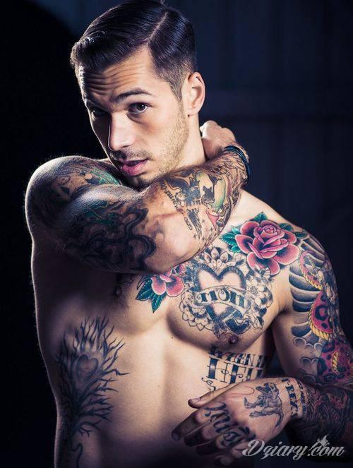 Tatuaż Ukłon w stronę...