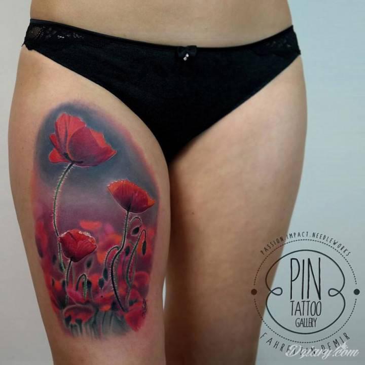 Tatuaż Uwolnij to skryte...