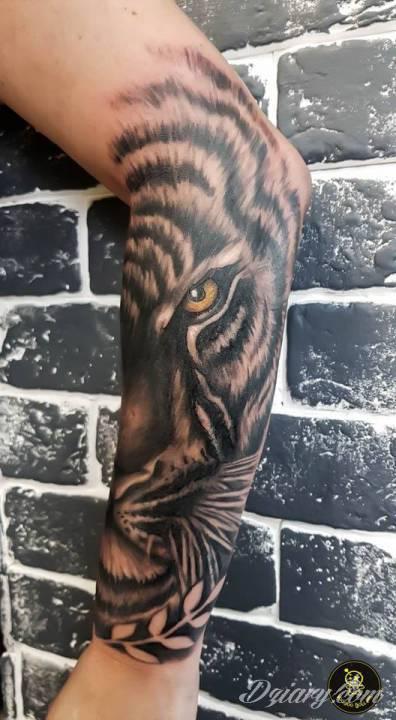 Tatuaż VOODOO DOLL INK