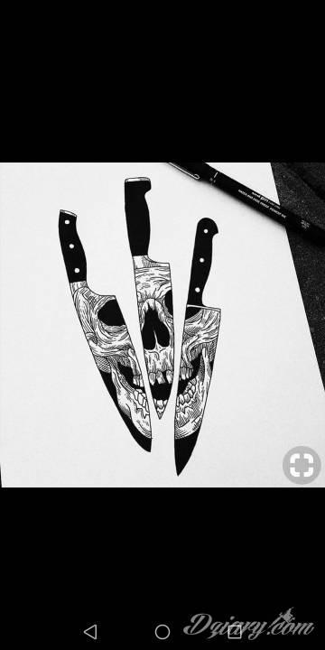 Witam! Chciałbym zrobić sobie pierwszy tatuaż. Myśle nad tym na załączonym obrazku ale chciałbym coś do niego dodać jakieś tło czy dodatkowa rzecz problem w tym że nie mam pomysłu. Z góry dziękuję za pomoc.