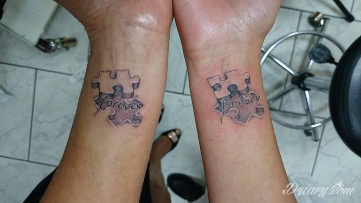 Tatuaż Wspólny tatuaż z...