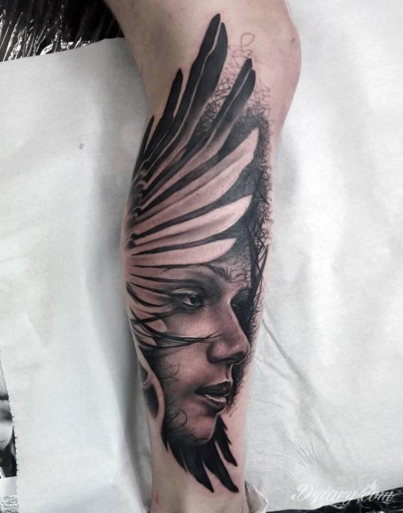 Tatuaż Wykonał Bartek z...