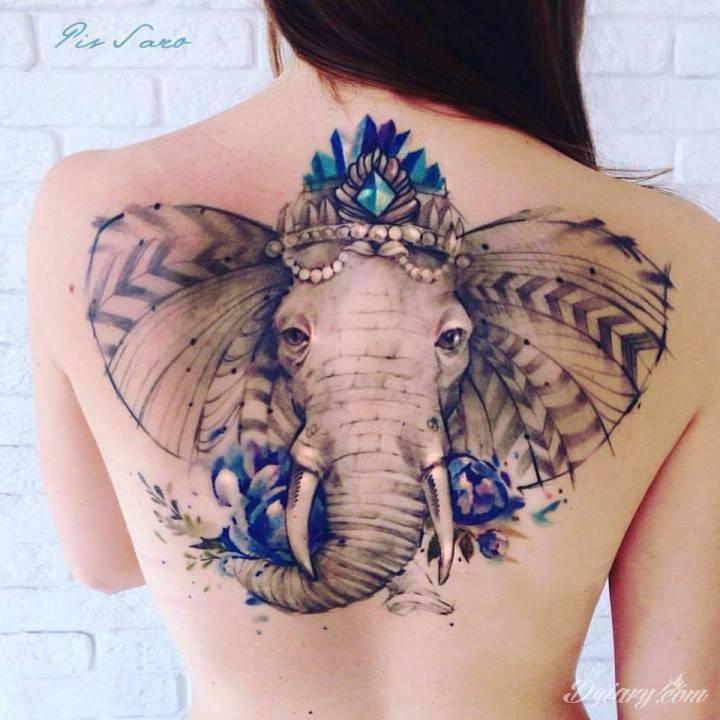 Tatuaż Wykonanie: pissaro_tattoo