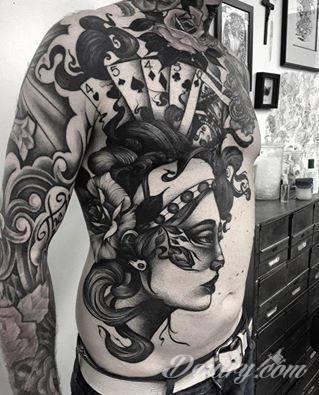 Tatuaż Wykonawca: Kelly Violet