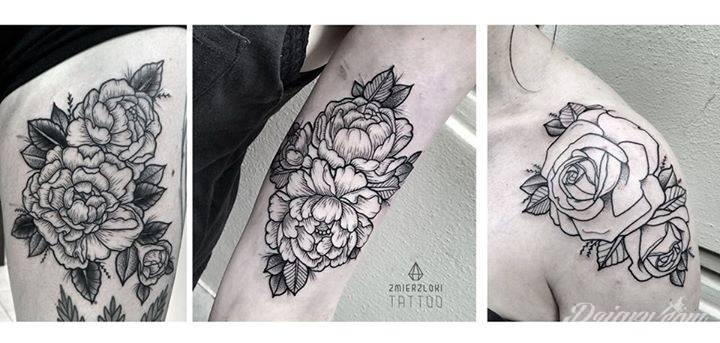 Tatuaż Zmierzloki tattoo