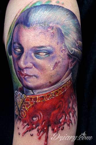 Zombie Mozart.