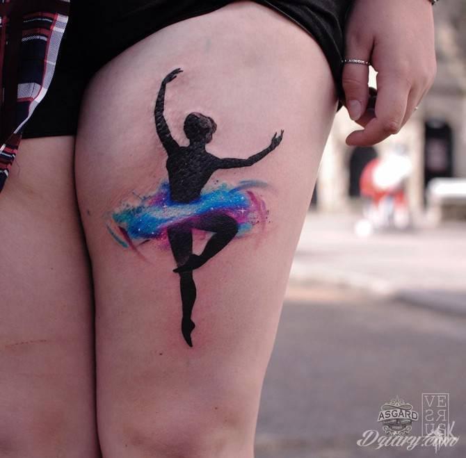 Żyj i poruszaj się zgrabnie w tańcu swojej tożsamości - ruchy jakie wykonujesz będą się odbijać echem w przyszłości.