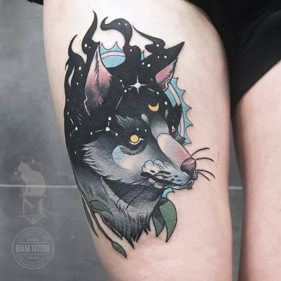 Studio Tatuażu Salon Kamea Tattoo Miasto łódź