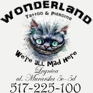 Wonderland - studio tatuażu i piercingu